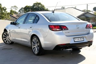 2013 Holden Calais VF MY14 V Silver 6 Speed Sports Automatic Sedan.