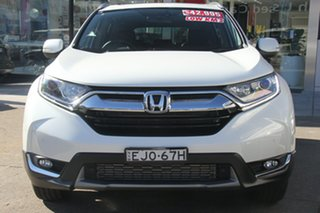 2019 Honda CR-V RW MY20 VTi-L FWD White 1 Speed Constant Variable Wagon