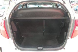 2012 Honda Jazz GE MY12 VTi White 5 Speed Automatic Hatchback