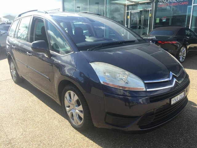 Used Citroen C4 Picasso  , 2008 Citroen C4 Picasso Purple 4 Speed Automatic Wagon