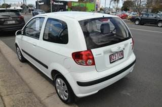 2005 Hyundai Getz TB GL White 5 Speed Manual Hatchback