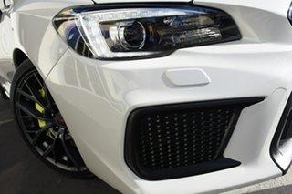 2019 Subaru WRX V1 MY19 STI AWD White 6 Speed Manual Sedan.