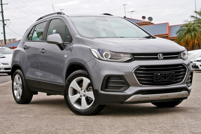 Used Holden Trax TJ MY19 LS, 2018 Holden Trax TJ MY19 LS Grey 6 Speed Automatic Wagon