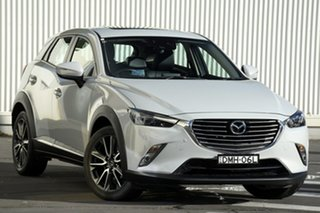2017 Mazda CX-3 DK2W7A Akari SKYACTIV-Drive Ceramic 6 Speed Sports Automatic Wagon.