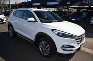 2018 Hyundai Tucson TL3 MY19 Active X (FWD) White 6 Speed Automatic Wagon.