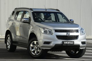 2013 Holden Colorado 7 RG MY14 LTZ Silver 6 Speed Sports Automatic Wagon.