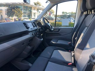 2019 Volkswagen Crafter SY1 MY20 35 MWB FWD TDI340 Silver 8 Speed Automatic Van