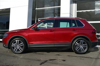 2019 Volkswagen Tiguan 5N MY19.5 162TSI DSG 4MOTION Highline Red 7 Speed