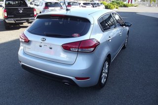 2016 Kia Cerato YD MY16 S Premium Silver 6 Speed Sports Automatic Hatchback