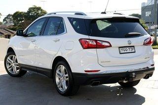 2017 Holden Equinox EQ MY18 LTZ AWD White 9 Speed Sports Automatic Wagon.