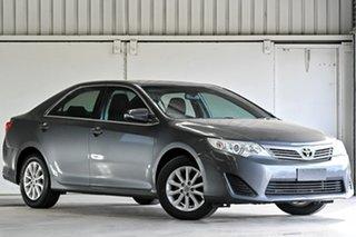 2014 Toyota Camry ASV50R Altise Graphite 6 Speed Sports Automatic Sedan.