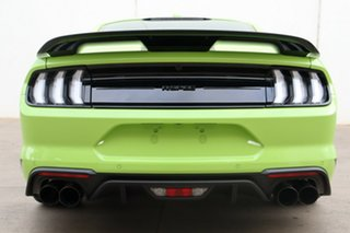 2019 Ford Mustang FN 2020MY GT Grabber Lime 6 Speed Manual Fastback