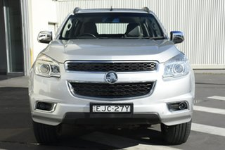 2013 Holden Colorado 7 RG MY14 LTZ Silver 6 Speed Sports Automatic Wagon