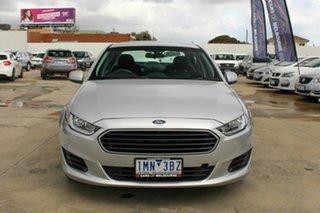 2014 Ford Falcon FG X Silver 6 Speed Sports Automatic Sedan