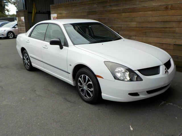 Used Mitsubishi Magna TL ES, 2003 Mitsubishi Magna TL ES White 4 Speed Sports Automatic Sedan