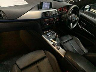 2013 BMW 320i F30 MY1112 320i Blue 8 Speed Sports Automatic Sedan