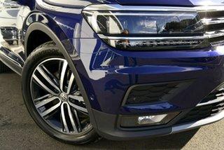 2019 Volkswagen Tiguan 5N MY19.5 162TSI DSG 4MOTION Highline Blue 7 Speed.