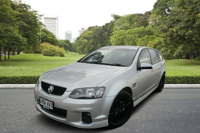 Used Holden Commodore VE II MY12.5 SV6 Sportwagon Z Series, 2012 Holden Commodore VE II MY12.5 SV6 Sportwagon Z Series Silver 6 Speed Sports Automatic Wagon