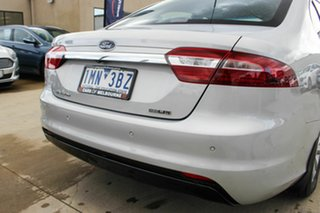 2014 Ford Falcon FG X Silver 6 Speed Sports Automatic Sedan.