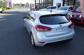 2016 Kia Cerato YD MY16 S Premium Silver 6 Speed Sports Automatic Hatchback.