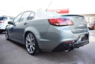 2015 Holden Commodore VF II MY16 SV6 Grey 6 Speed Manual Sedan