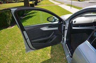 2016 Audi A4 F4 MY17 (B9) 2.0 TFSI S Tronic Sport Silver 7 Speed Auto Dual Clutch Sedan