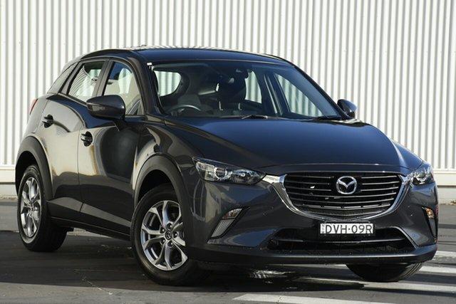 Used Mazda CX-3 DK2W7A Maxx SKYACTIV-Drive, 2018 Mazda CX-3 DK2W7A Maxx SKYACTIV-Drive Grey 6 Speed Sports Automatic Wagon