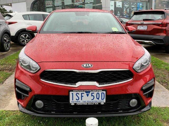 Demo Kia Cerato BD MY20 S, 2020 Kia Cerato BD MY20 S Runway Red 6 Speed Sports Automatic Hatchback