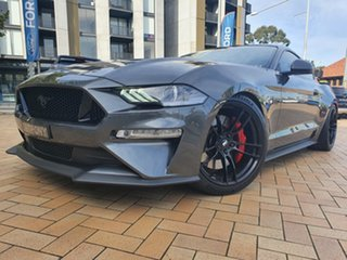 2019 Ford Mustang FN 2020MY GT Fastback RWD Magnetic 6 Speed Manual Fastback.