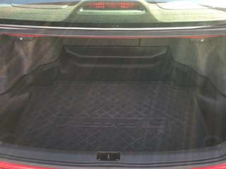 2010 Honda Accord Euro CU MY10 Red 6 Speed Manual Sedan