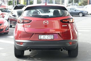 2020 Mazda CX-3 DK4W7A Akari SKYACTIV-Drive i-ACTIV AWD Red 6 Speed Sports Automatic Wagon