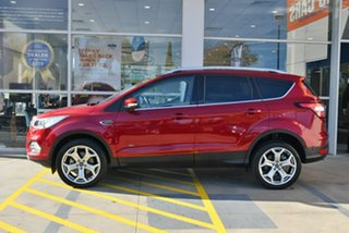2019 Ford Escape ZG 2019.25MY Titanium AWD Red 6 Speed Sports Automatic Wagon