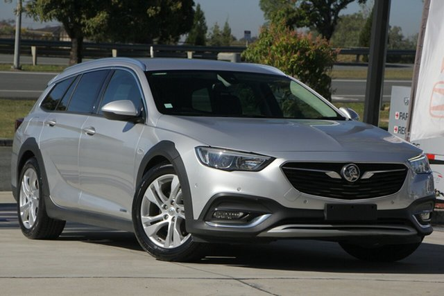 Used Holden Calais ZB MY18 Tourer AWD, 2018 Holden Calais ZB MY18 Tourer AWD Silver 9 Speed Sports Automatic Wagon