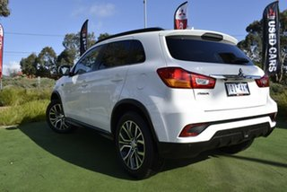 2019 Mitsubishi ASX XC MY19 LS 2WD White Solid 6 Speed Constant Variable Wagon