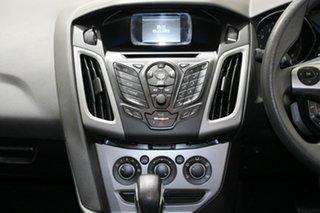 2014 Ford Focus LW MK2 MY14 Ambiente Red 6 Speed Automatic Sedan