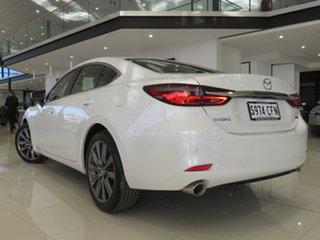 2019 Mazda 6 Atenza SKYACTIV-Drive Sedan.