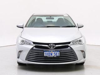 2015 Toyota Camry ASV50R MY15 Altise Silver 6 Speed Automatic Sedan.