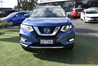 2017 Nissan X-Trail T32 Series II Ti X-tronic 4WD Blue 7 Speed Constant Variable Wagon.