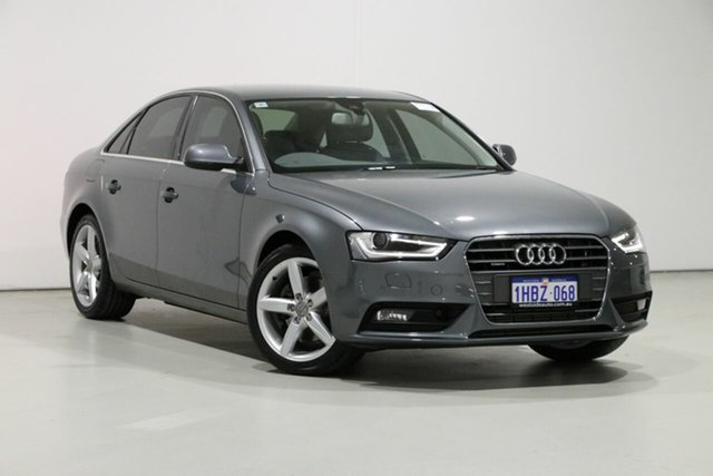Used Audi A4 B8 (8K) MY15 2.0 TDI Ambition Quattro, 2015 Audi A4 B8 (8K) MY15 2.0 TDI Ambition Quattro Grey 7 Speed Auto Direct Shift Sedan