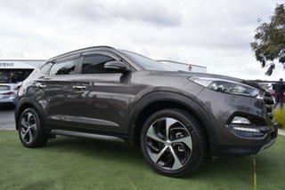 2017 Hyundai Tucson TLe MY17 Highlander D-CT AWD Bronze 7 Speed Sports Automatic Dual Clutch Wagon.