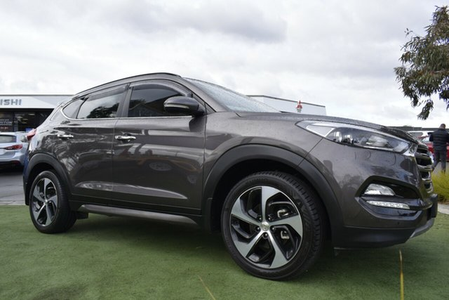 Used Hyundai Tucson TLe MY17 Highlander D-CT AWD, 2017 Hyundai Tucson TLe MY17 Highlander D-CT AWD Bronze 7 Speed Sports Automatic Dual Clutch Wagon