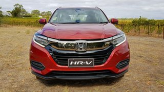 2020 Honda HR-V MY21 VTi-S Passion Red 1 Speed Automatic Hatchback.
