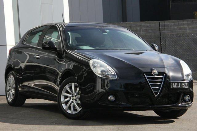 Used Alfa Romeo Giulietta  , 2015 Alfa Romeo Giulietta Distinctive Black 6SPD DSG TRANS Hatchback