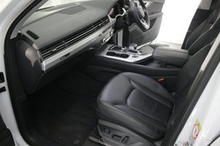 2019 Audi Q7 4M MY19 50 TDI Tiptronic Quattro Glacier White 8 Speed Sports Automatic Wagon