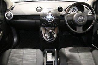 2010 Mazda 2 DE Neo Blue 5 Speed Manual Hatchback