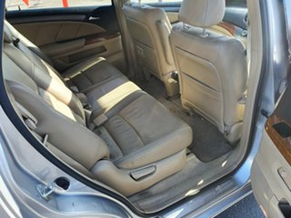 2004 Honda Odyssey 3rd Gen Luxury Silver 5 Speed Sports Automatic Wagon