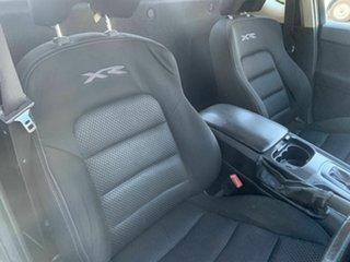 2009 Ford Falcon FG XR6 (LPG) White 4 Speed Auto Seq Sportshift Utility