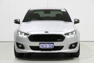 2015 Ford Falcon FG X XR8 Silver 6 Speed Auto Seq Sportshift Sedan.