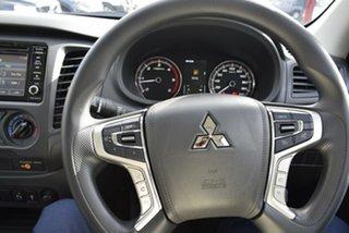 2019 Mitsubishi Triton MR MY19 GLX Double Cab ADAS White 6 Speed Manual Utility