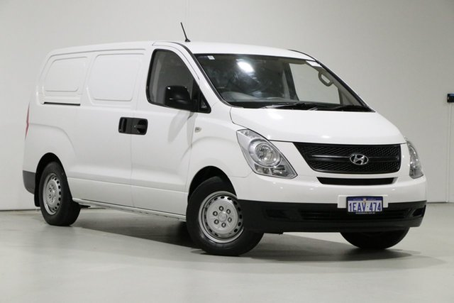 Used Hyundai iLOAD TQ MY13 , 2012 Hyundai iLOAD TQ MY13 White 6 Speed Manual Van